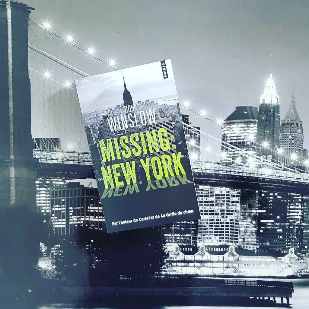 Missing New York Don Winslow Editions Points